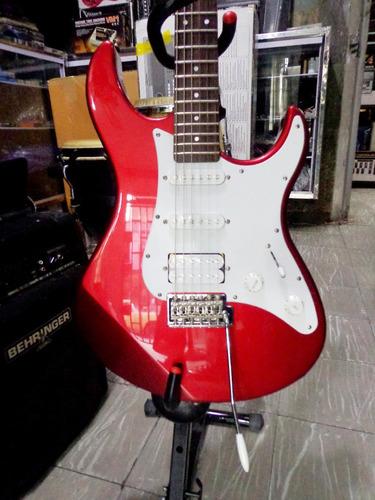 electrica yamaha guitarra