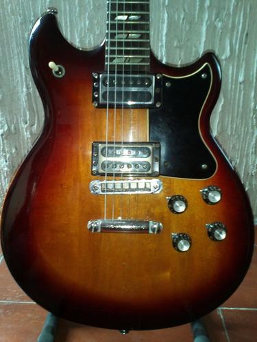 eléctrica yamaha guitarra
