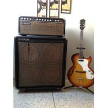 Combo Guitarra Epiphone E444tc Y Amplificar Yamaha G100ll