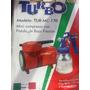 Mini Compresor Turbo , Con Pistola Y Manguera 2,5mts