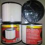 Filtro Para Aspiradora Shop Vac Tipo U Modelo 90304