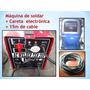 Maquina De Soldar 160amp +careta +15m Cable (solo Carcacas)