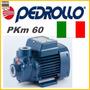 Bomba De Agua Pedrollo Pkm 60 110/220v 60z Original 100%