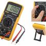 Tester Digital Multimetro Profesional