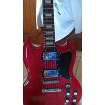 Guitarra Electrica Sunsmile Sg Ssg 200 Calibrada