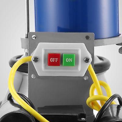 eléctricas para la máquina de ordeño granja vacas cubo cubo