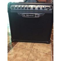 Amplificador De Guitarra Line 6 Spider Iii 15wtts