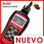 Escaner Automotriz Maxiscan Ms509 Obd2 Eobd En Español Nuevo