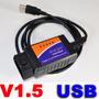 Scanner Elm327 Usb Para Toyota, Chevroley, Ford, Etc