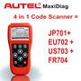 Scanner Escaner Actualización Autel Maxidiag