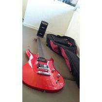 Guitarra Electrica Washburn Xm + Amp Marshall Ms4 + Regalo!!