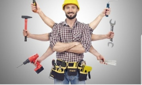 electrician  and handyman, bilingual (english) argentina