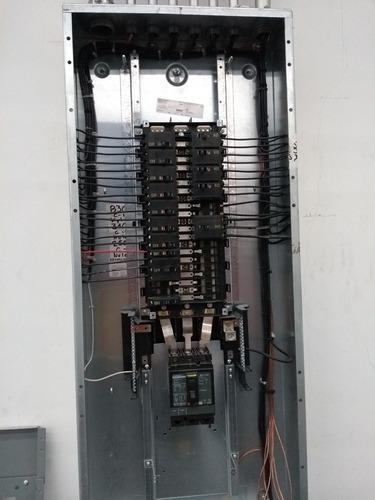 electricidad 110 y 220volts.