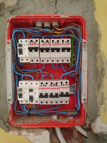 electricidad -aire acondicionado zona norte- martinez
