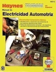 electricidad automotriz haynes+mecanica( correo) promo 3x2.