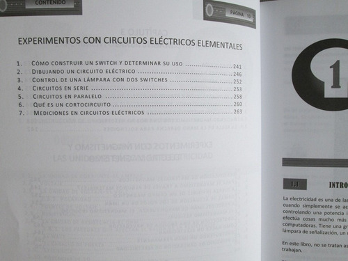 electricidad básica y experimentos / limusa