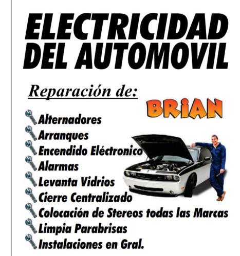electricidad del automóvil en gnrl