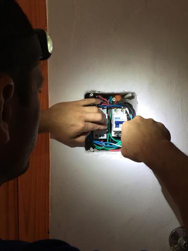 electricidad, mantenimiento, arreglos, instalaciones.