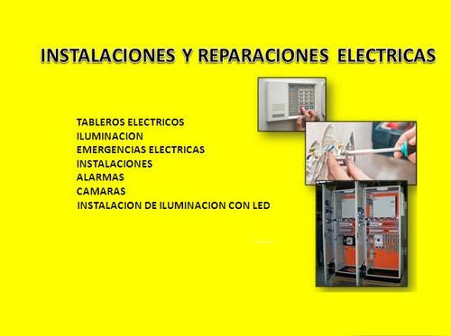 electricidad reparaciones & instalaciones