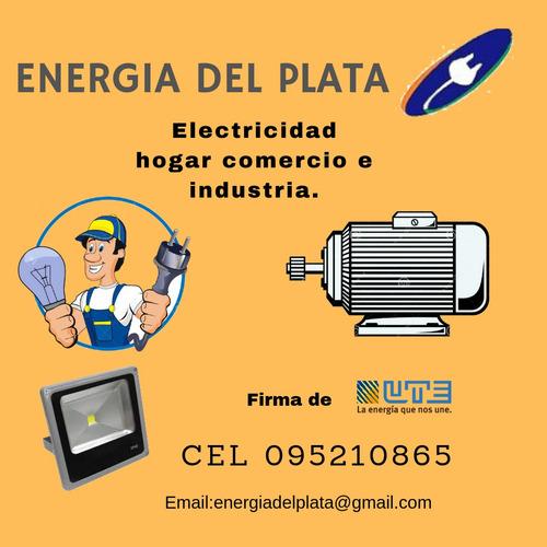 electricidad y mantenimiento en costa de oro  montevideo