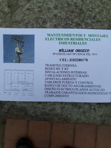 electricista 24 horas