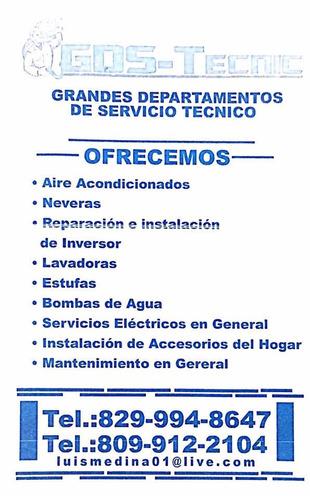 electricista a domcilio