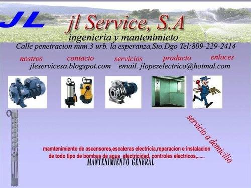 electricista a domicilio 8092292414