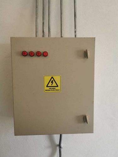electricista a domicilio santiago