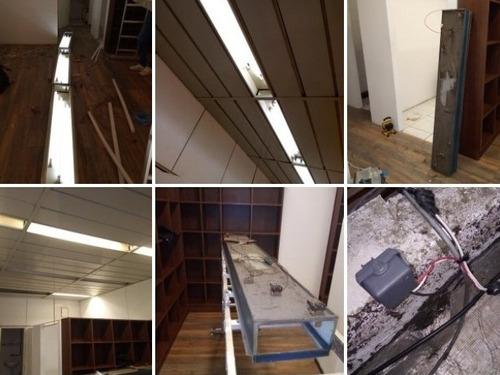 electricista autorizado domicilio y comercios cel 094908462