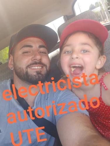 electricista autorizado ute