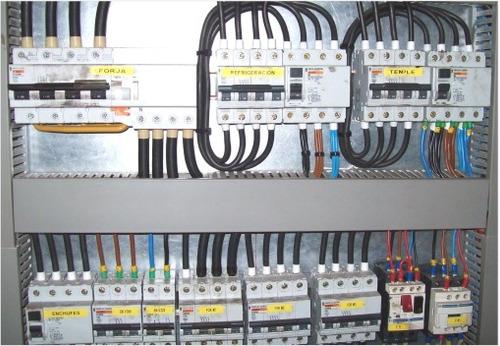 electricista- camaras