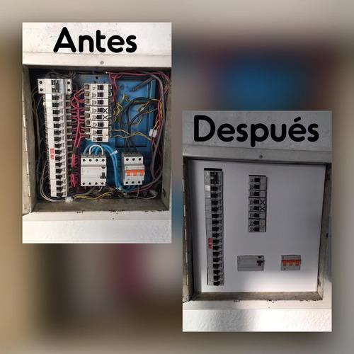 electricista de urgencia 24 hs - autorizado ute - 099501796