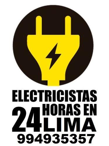 electricista deteccion de fugas  2767343 san borja- lima