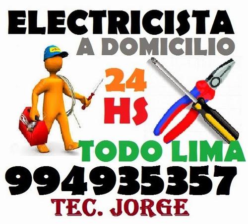 electricista día y noche al toke atiende emergencias 2767343