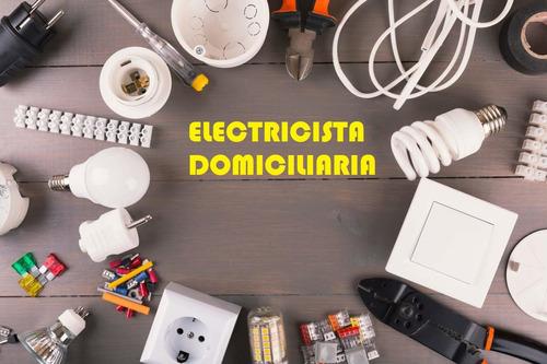 electricista domiciliaro