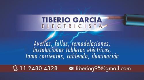 electricista, electricidad general.