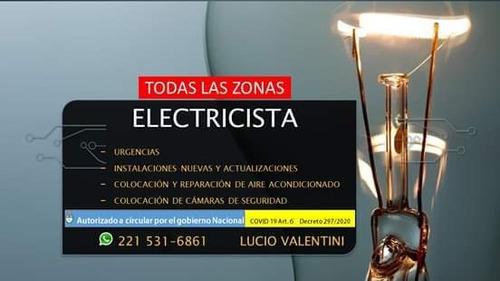 electricista en la  plata  y alrededores