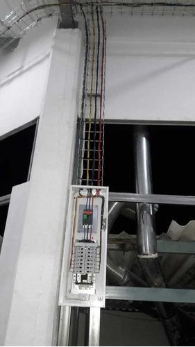 electricista fibra óptica cámaras de seguridad