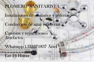 electricista herrero plomero urgencias 24hs norte 1535571837