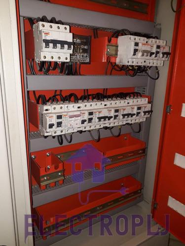 electricista industrial domiciliario zona sur/oeste/capital