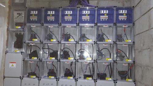 electricista - instalacion camaras de seguridad -  p.electri