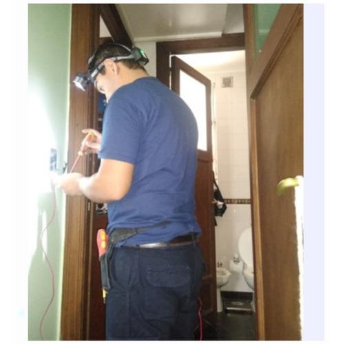 electricista instalacion ventilador techo caba capital