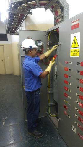 electricista, instalaciones electrica, pozos a tierra lima