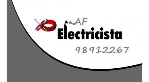 electricista instalaciones en general