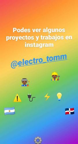 electricista - instalaciones - reparaciones eléctricas