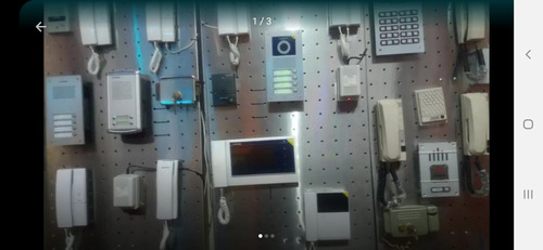 electricista intercomunicadores cámaras de seguridad fugas