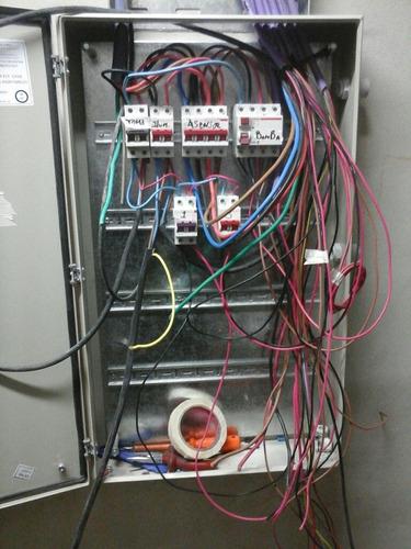 electricista lanús zona sur matriculado