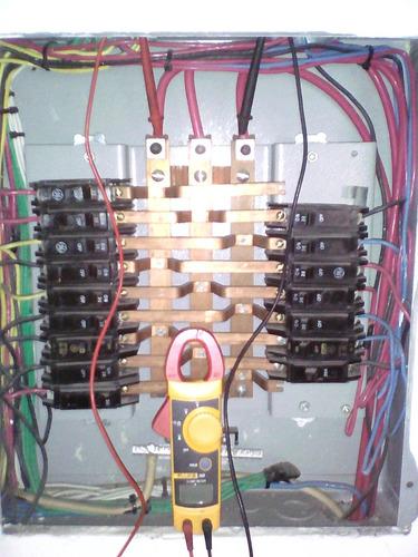 electricista mas de 20 años de experiencia. su mejor opcion.