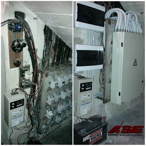 electricista matriculado ase- caba y gran buenos aires