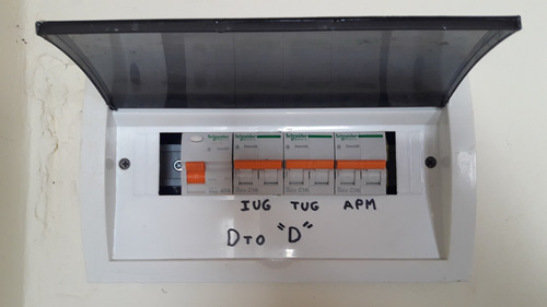 electricista matriculado - caba - buenos aires - dci - caie